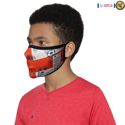 Comfortable, stylish, fashionable re-usable dust mask - Blighty