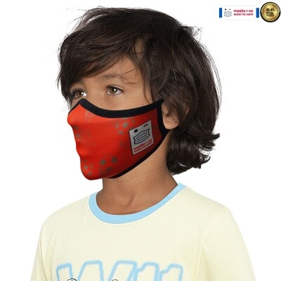 Comfortable, stylish, fashionable re-usable dust mask - Gunners