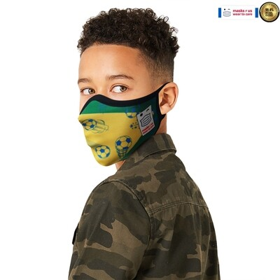 Comfortable, stylish, fashionable re-usable dust mask - Il Fenomeno