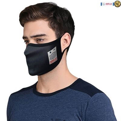 Comfortable, stylish, fashionable re-usable dust mask - Nightlife