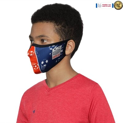 Comfortable, stylish, fashionable re-usable dust mask - Parisiens