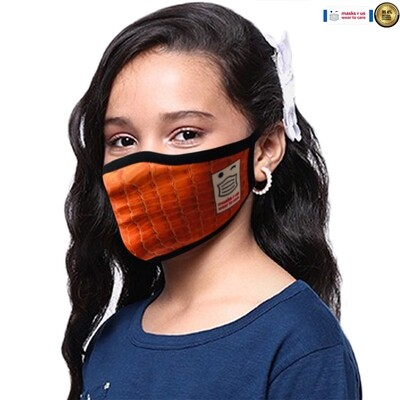 Comfortable, stylish, fashionable re-usable dust mask - What a croc