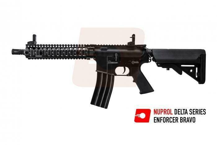 NP Delta: Enforcer Bravo - Black