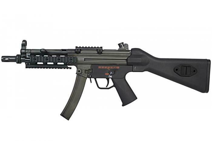 BOLT SWAT TACTICAL - BK