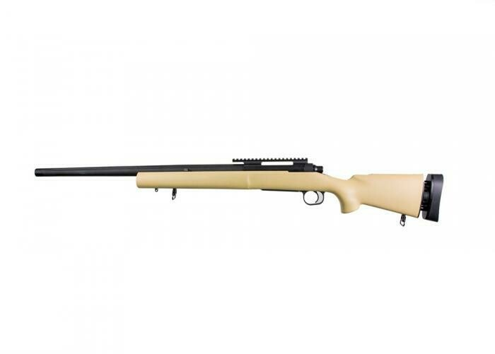 Bolt Action Air Rifle MOD24 SF-TAN