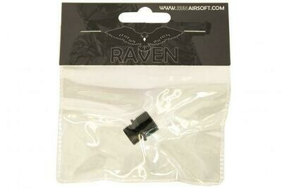 RAVEN Pistol Thread Adapter 12mm to 14mm CCW