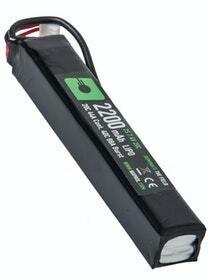 NP Power 2200 mAh Lipo 7.4v 20C Stick - Deans