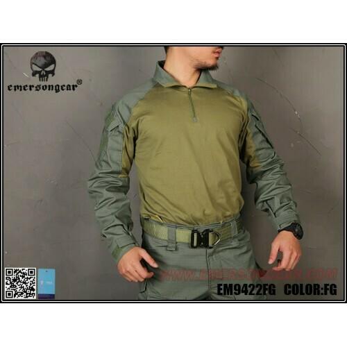 Emerson Gear G3 combat shirt - FG - XXL/XL/L/M/S