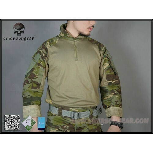 Emerson Gear G3 combat shirt - Multicam Tropic - XXL/XL/L/M/S