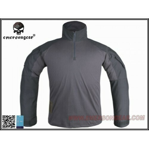 Emerson Gear G3 combat shirt - Wolf Grey - XXL/XL/L/M/S