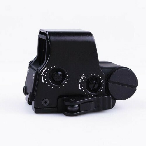 Holo Sight 558 style with quick release Black/Tan