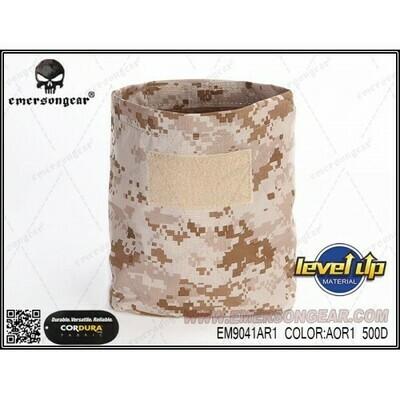 Emerson Gear Folding Dump pouch - AOR1/Black/Coyote Brown/Multicam/Multicam Black