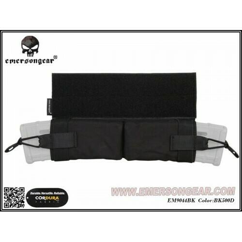 Emerson Gear Side-Pull Mag Pouch - Black/Coyote/Multicam Black/Multicam Tropic/Wolf Grey