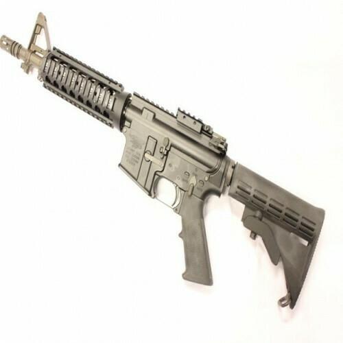 GHK M4 GBBR V2 Gas Blow Back 10.5 inch