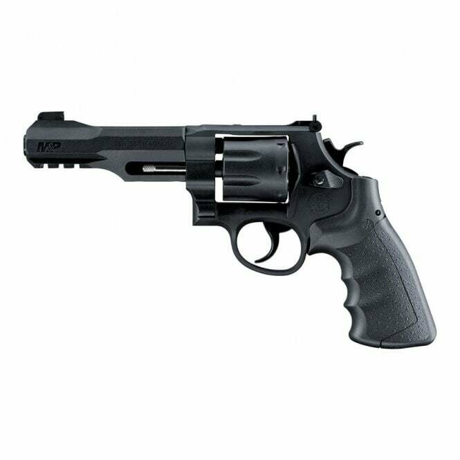 UMAREX Smith & Wesson M&P R8 CO2 Revolver Pistol