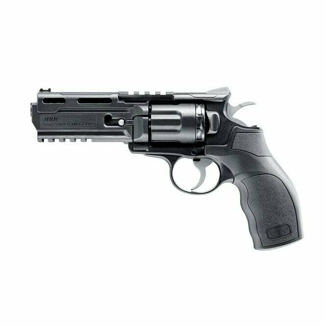 UMAREX Elite Force H8R 6mm Airsoft CO2 Revolver