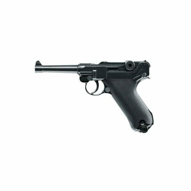 UMAREX Legends P08 Luger CO2 Pistol - Pre-Order