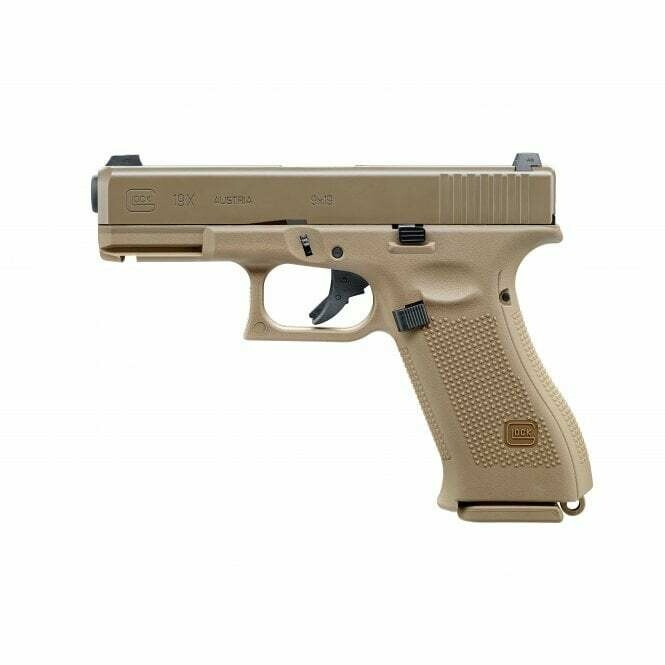 UMAREX VFC Glock 19X Gas Blowback Pistol