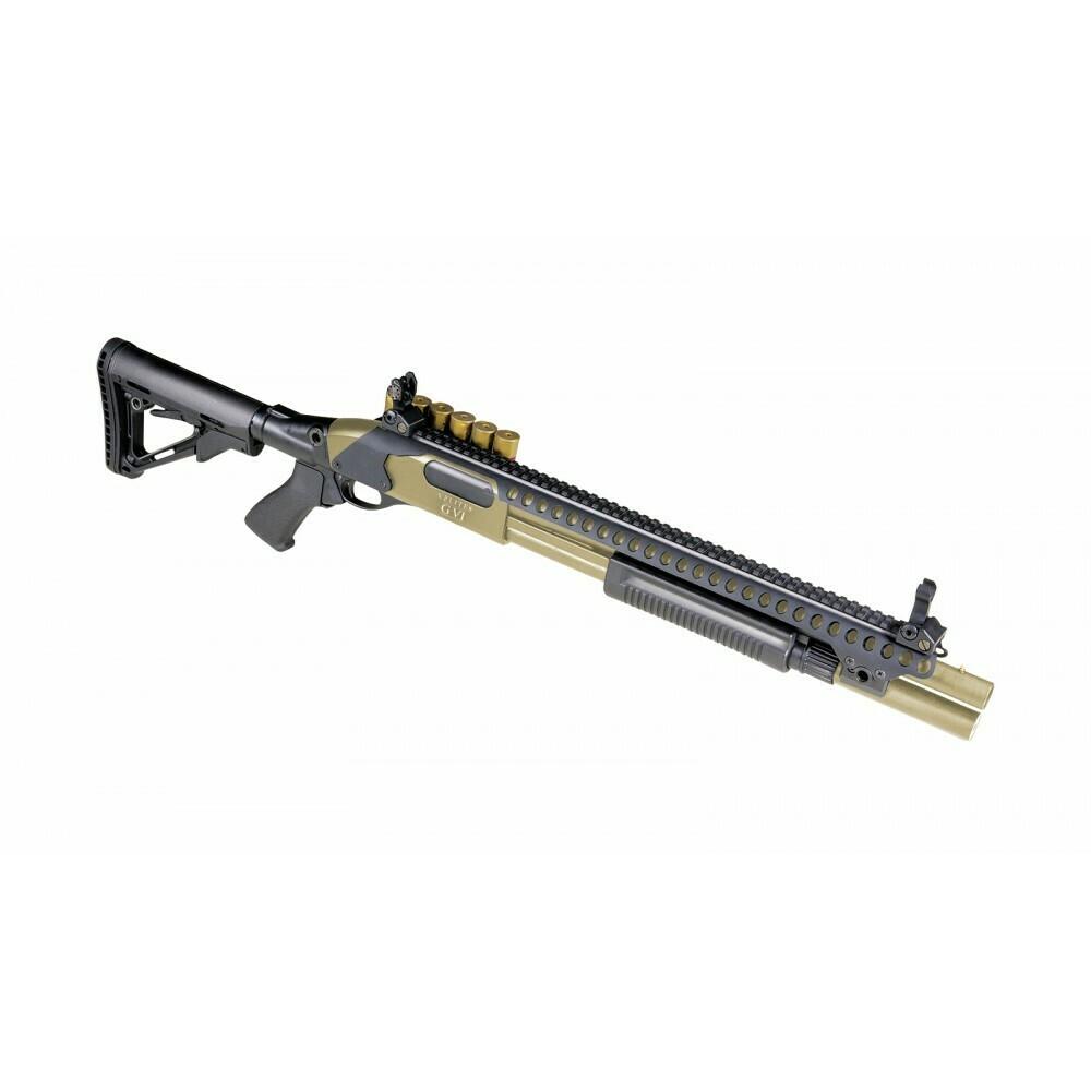 Secutor M870 Velites Gas Shotgun G-VI (Tan