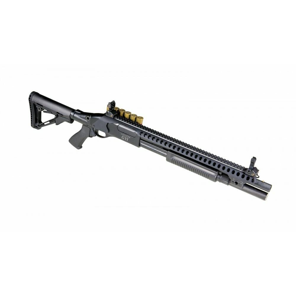 Secutor M870 Velites Gas Shotgun G-VI (Black