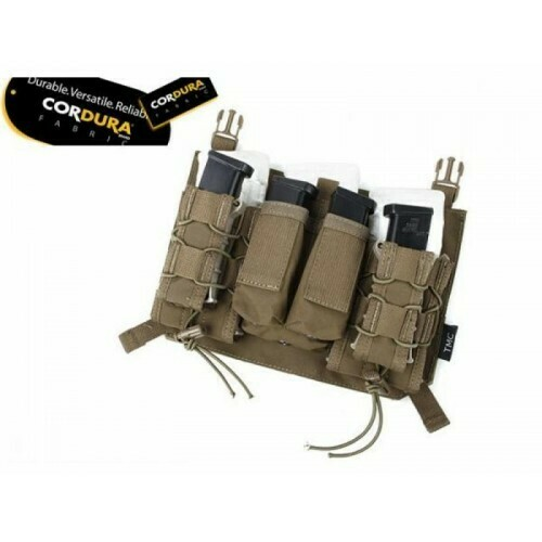 TMC Assaulters Panel for 420 plate carrier - Coyote by TMC
