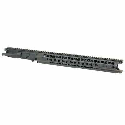 KRYTAC LVOA-C Complete Upper Assemply & Barrel set - Black/Foliage Green/Combat Grey