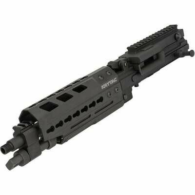 KRYTAC LMG Enhanced Complete Upper Receiver Assembly - Black