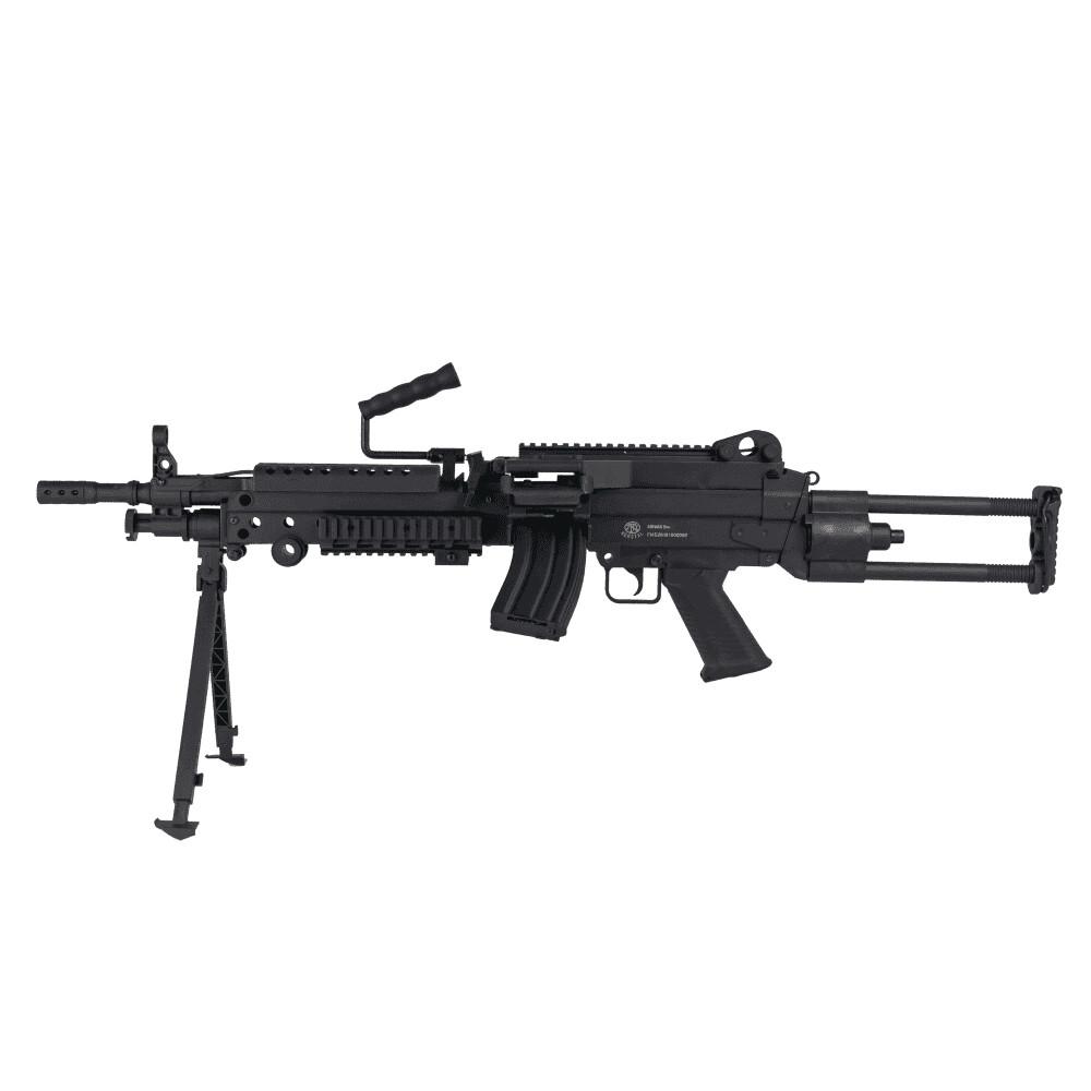 CYBER GUN FN Herstal M249 Minime Black AEG