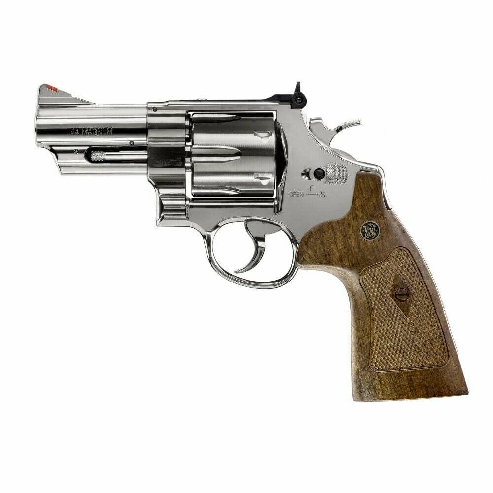 "UMAREX Smith & Wesson M29 3"" CO2 Revolver - Pre-Orde"