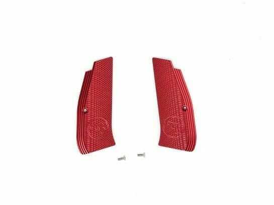 ASG Coloured Grips for Shadow 1 and 2 - Red