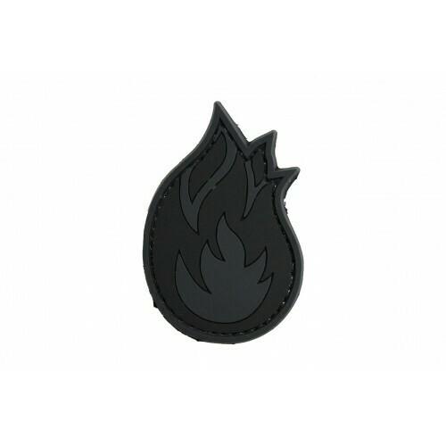 Fireball (Black) Morale Patch by ACM