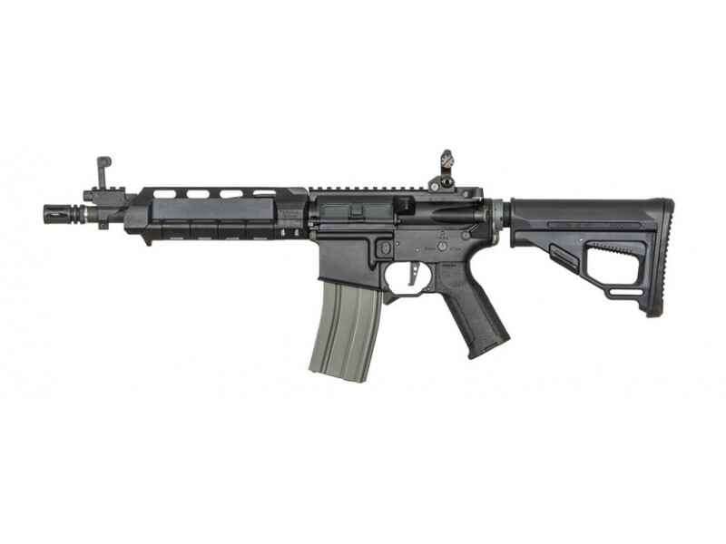 Ares Amoeba Modular M4 AA (Compact Short - M4-AMSS-BK - Black)