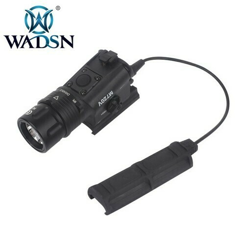 Wadsn M720v Tactical Light with Strobe