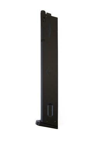 WE M92 50RND EXENDED BLACK MAGAZINE
