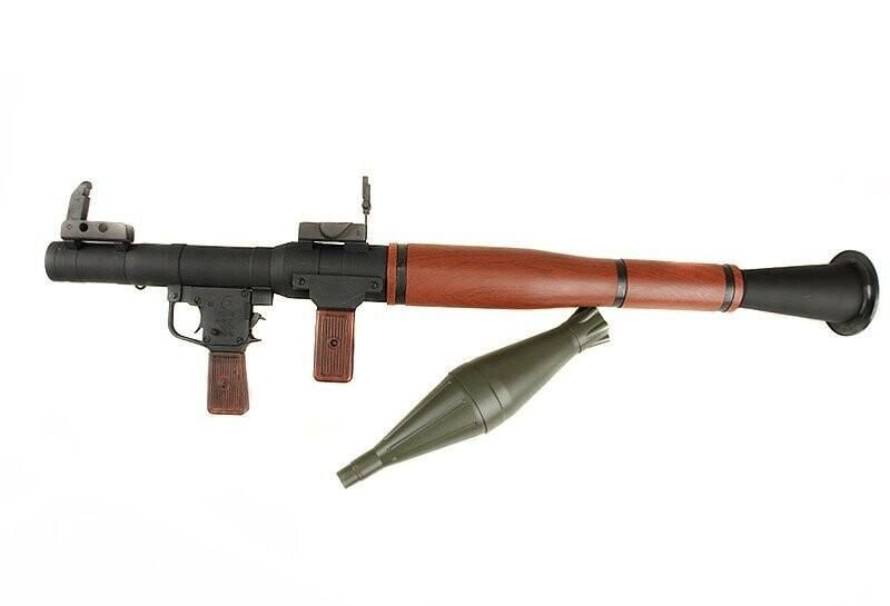 Arrow Dynamics RPG-7 Rocket Launcher (40mm - Faux Wood)
