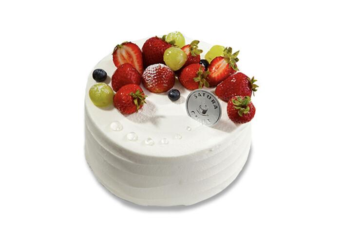 Shortcake (Whole Cake)