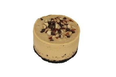 Mocha Hazelnut Cheesecake