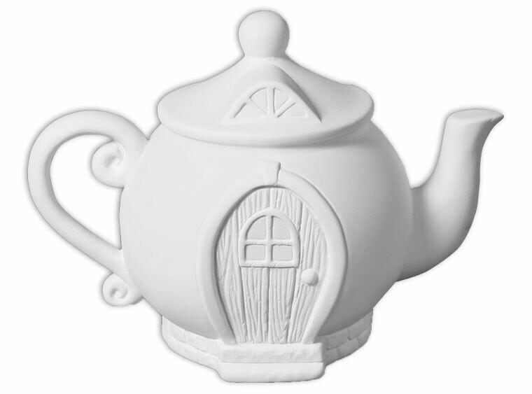Fairy Teapot House