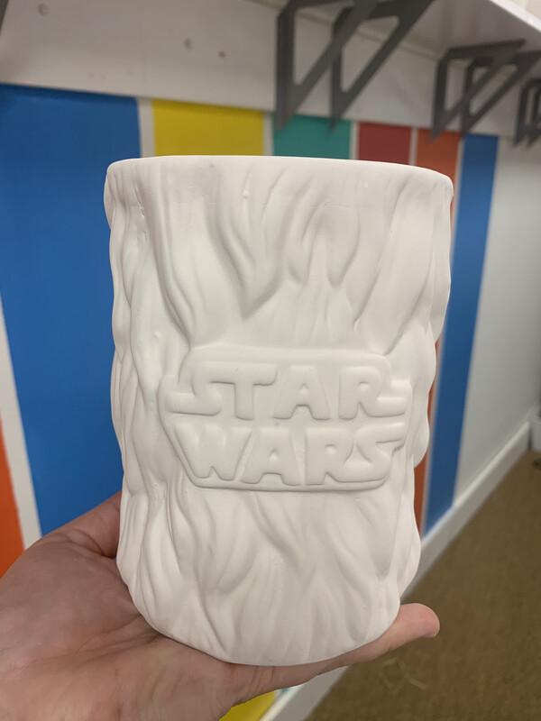 Chewbacca Cup