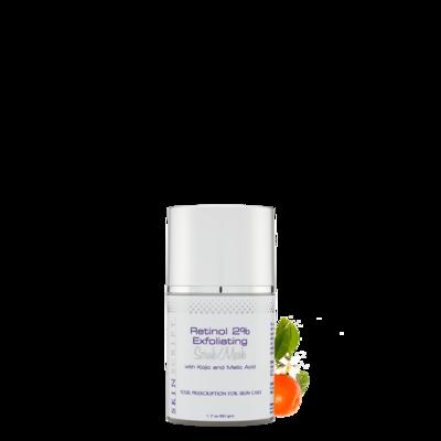 Retinol 2% Exfoliating Scrub - 1.7oz
