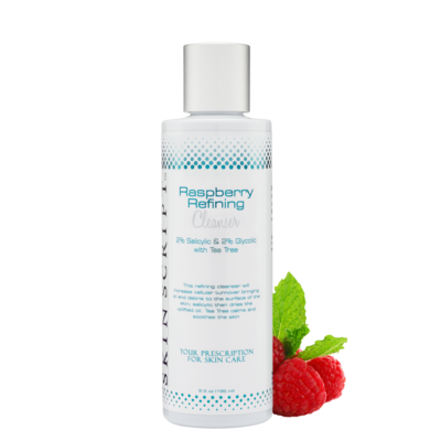 Raspberry Refining Cleanser - 6.5oz