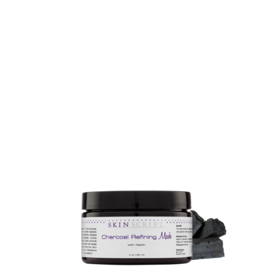 Charcoal Refining Mask - 4 oz