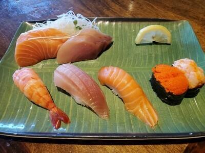 Sashimi & Sushi Combo