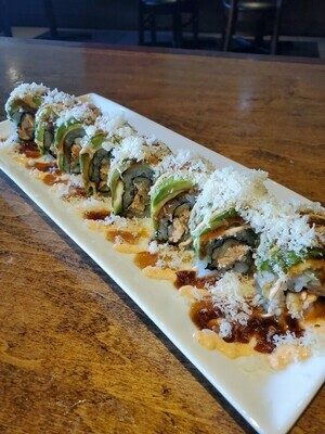Amazing Grace Roll