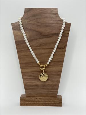 Perla De La Libertad Necklace