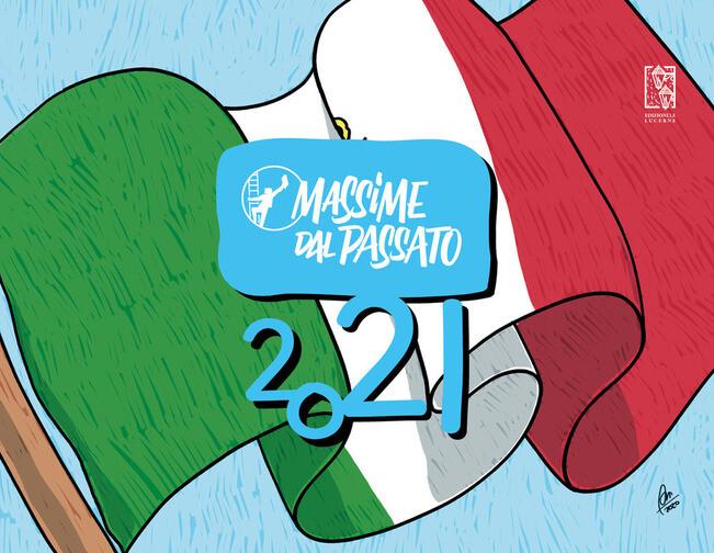 Calendario 2021 Massime dal Passato [da tavolo]
