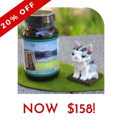 Discount 貓🐱 微藻粉 E3 Feline 50gm