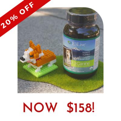 Discount 狗🐶 微藻粉  E3 Canine 50gm