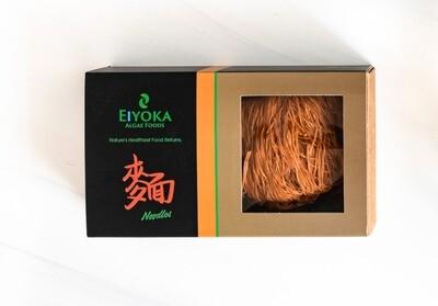🦐 手工微藻蝦子麵 Shrimp Roe Scarlet Noodles