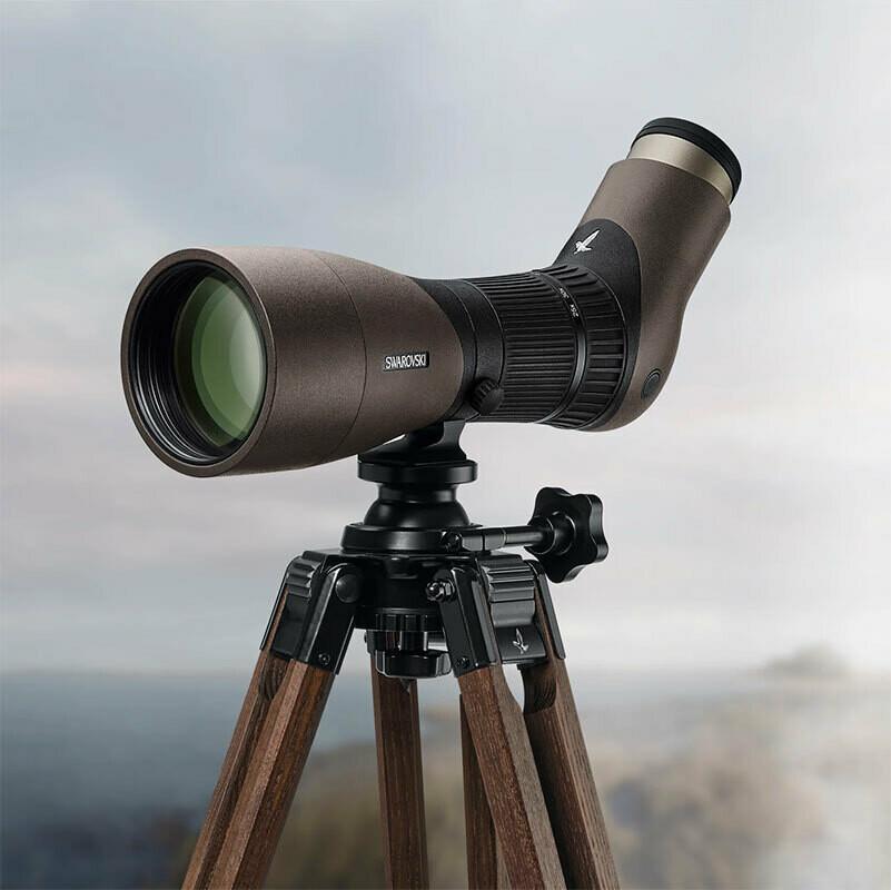 Luxurious Views Swarovski Optik Telescope